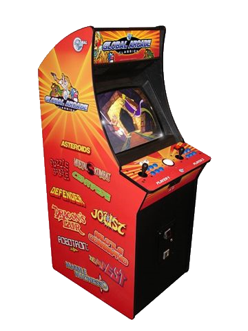 Charlie Ninja Coin Op Arcade cover artwork