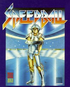 Speedball Commodore Amiga cover artwork