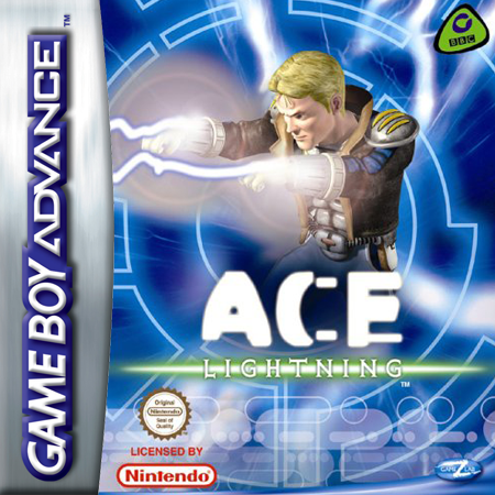 Ace Lightning Nintendo Game Boy Advance cover artwork