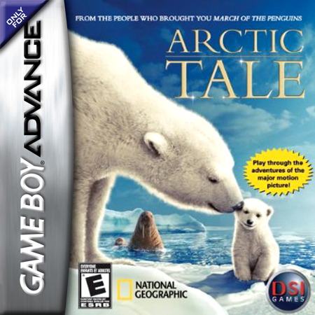 Arctic Tale Nintendo Game Boy Advance cover artwork