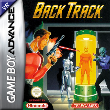 Back Track Nintendo Game Boy Advance cover artwork