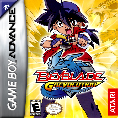 Play Beyblade G-Revolution Nintendo Game Boy Advance online