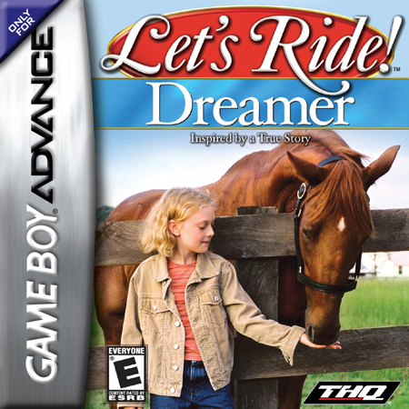 Let's Ride! - Dreamer Nintendo Game Boy Advance cover artwork