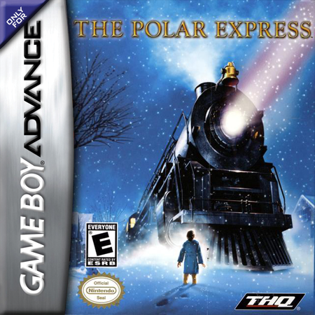 Polar Express, The Nintendo Game Boy Advance cover artwork