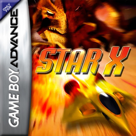Star X Nintendo Game Boy Advance cover artwork