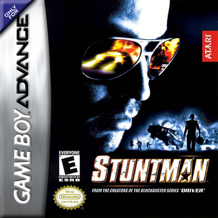 Stuntman Nintendo Game Boy Advance cover artwork
