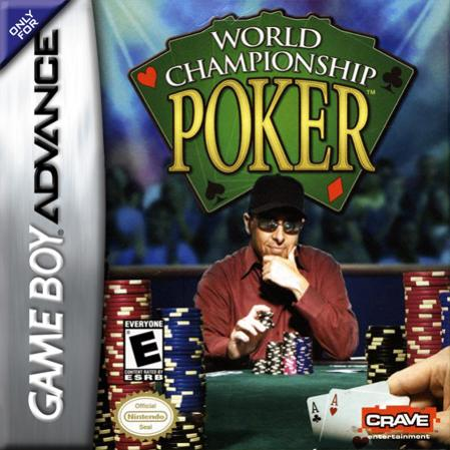 World Championship Poker Nintendo Game Boy Advance cover artwork