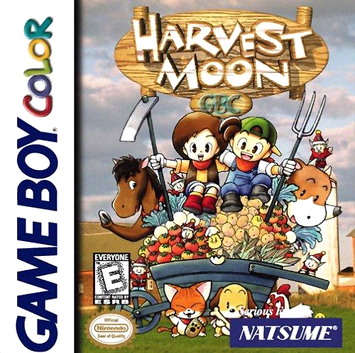 harvest moon game free online