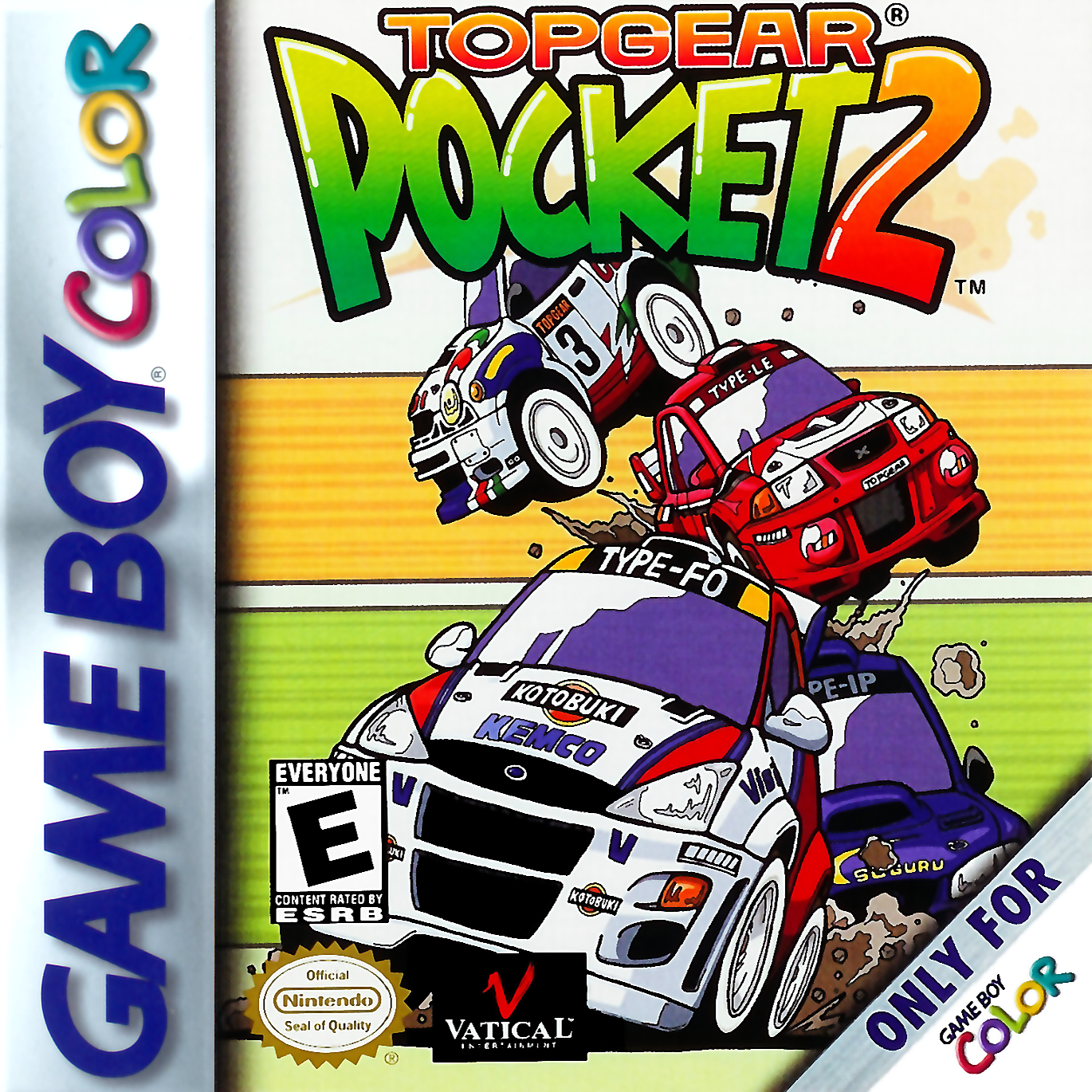 Game boy color online games - Play Top Gear Pocket 2 Nintendo Game Boy Color Online