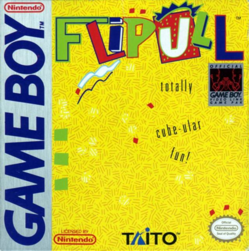 Flipull Nintendo Game Boy cover artwork