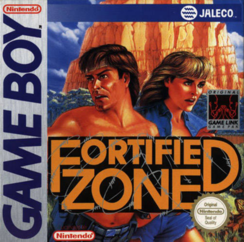 Fortified Zone Nintendo Game Boy cover artwork