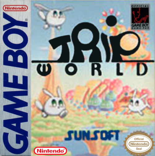 Trip World Nintendo Game Boy cover artwork