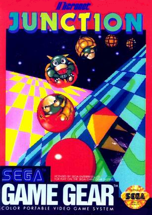 Junction Sega Game Gear cover artwork