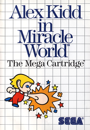 alex kidd in miracle world gratuitement