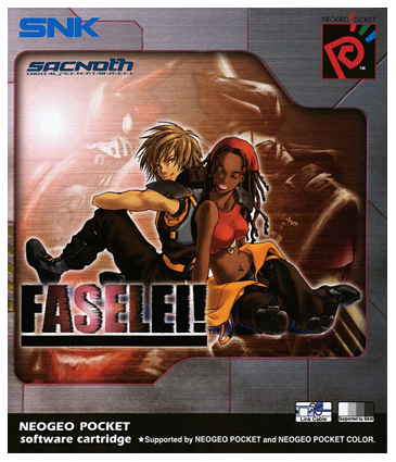 Faselei ! SNK Neo Geo Pocket cover artwork