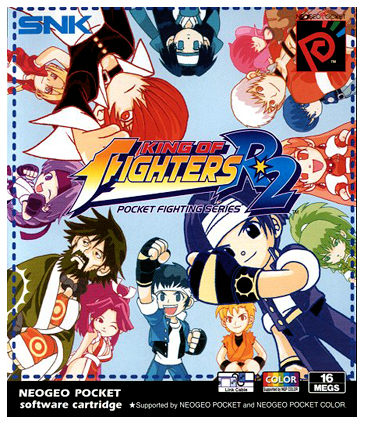 King of Fighters R-2 SNK Neo Geo Pocket cover artwork