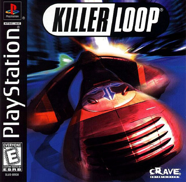 Killer Loop Sony PlayStation cover artwork