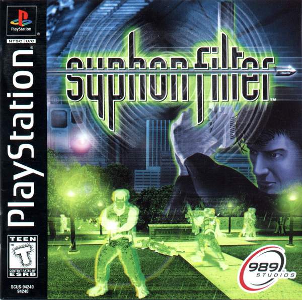 Syphon filter®: dark mirror game | psp playstation.