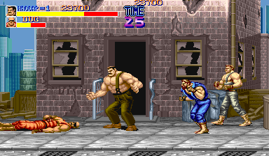 Play Final Fight Capcom Cps 1 Online Play Retro Games Online At Game Oldies