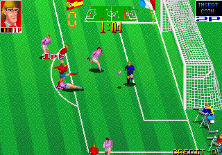 Play Football Champ Coin Op Arcade Online Play Retro Games Online