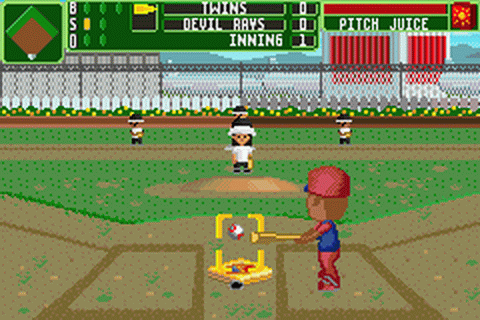 Backyard Sports   Baseball 2007 Ingame Screenshot