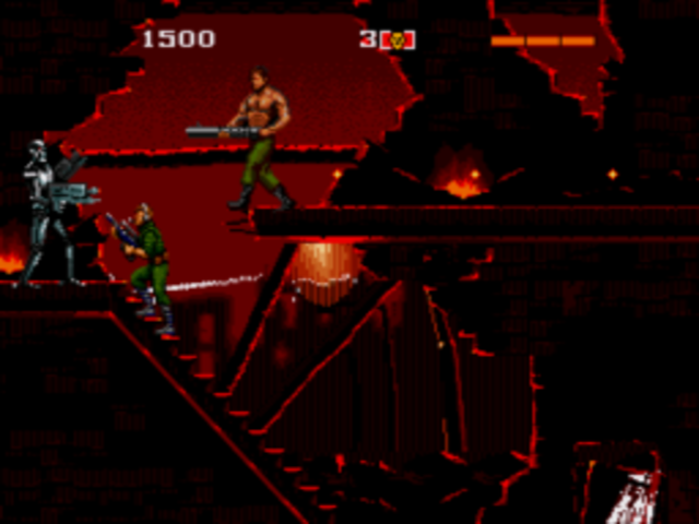 Terminator, The | SSega | Play Retro Sega Genesis | Mega