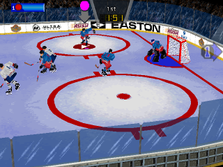 Play Wayne Gretzky S 3d Hockey 98 Sony Playstation Online Play