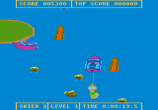 Water Ski ingame screenshot