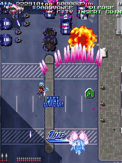 Armed Police Batrider ingame screenshot