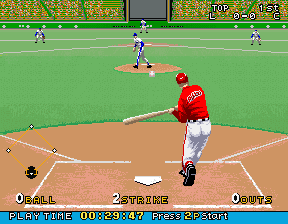 Bottom of the Ninth ingame screenshot