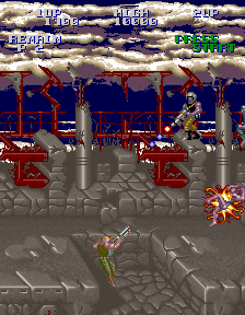 Super Contra ingame screenshot