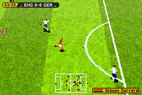 2006 FIFA World Cup - Germany 2006 ingame screenshot