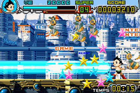 Astro Boy - Omega Factor ingame screenshot