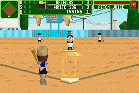 Backyard Baseball 2006 ingame screenshot