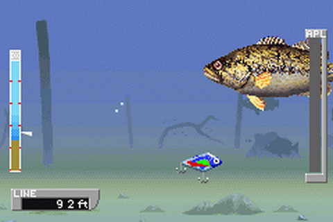 ESPN Great Outdoor Games - Bass 2002 ingame screenshot