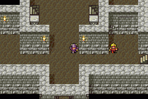 Final Fantasy IV Advance ingame screenshot