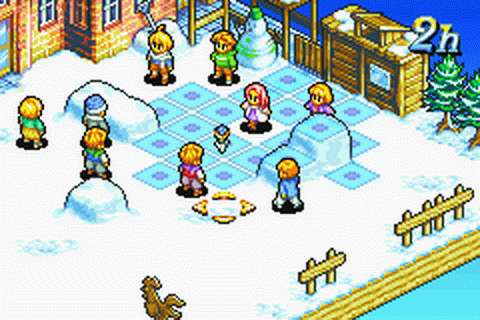 Final Fantasy Tactics Advance ingame screenshot