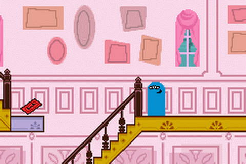 Foster's Home for Imaginary Friends ingame screenshot
