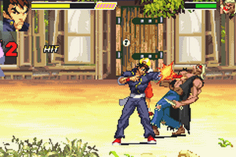 Gekido Advance - Kintaro's Revenge ingame screenshot