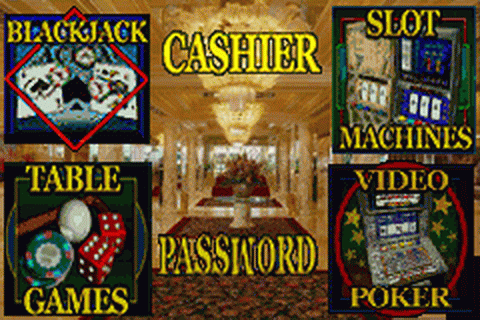 Golden Nugget Casino ingame screenshot