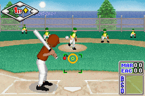 Little League Baseball 2002 ingame screenshot