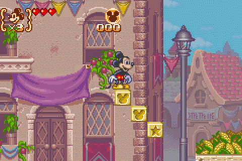Magical Quest 3 Starring Mickey & Donald ingame screenshot