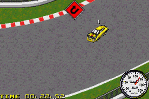 NASCAR Heat 2002 ingame screenshot