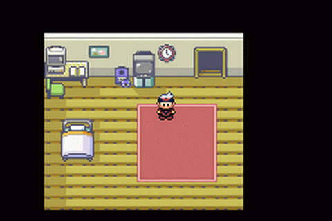 Pokemon - Ruby Version ingame screenshot
