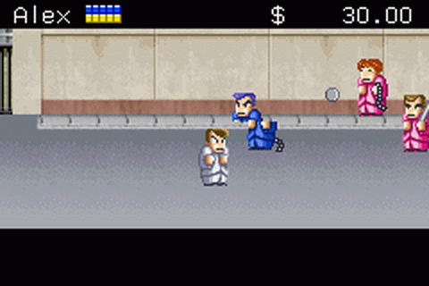 River City Ransom EX ingame screenshot