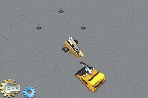 Robot Wars - Advanced Destruction ingame screenshot