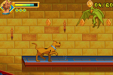 Scooby-Doo 2 - Monsters Unleashed ingame screenshot