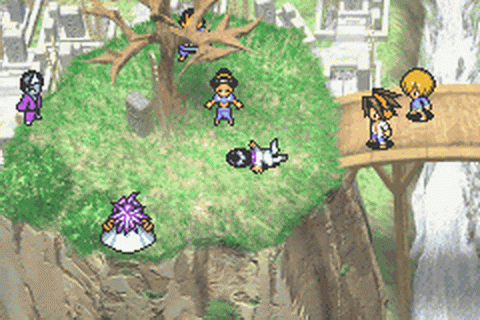 Shaman King - Legacy of the Spirits - Soaring Hawk ingame screenshot