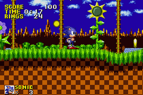 Sonic the Hedgehog - Genesis ingame screenshot