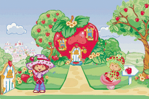 Strawberry Shortcake - Summertime Adventure ingame screenshot